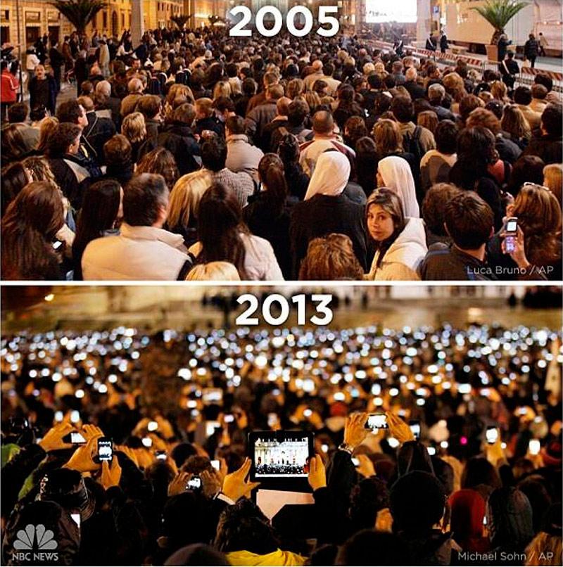 pope-smartphones