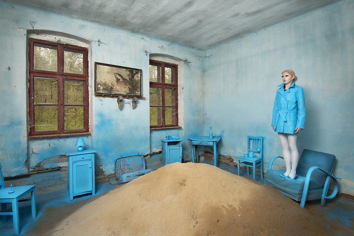 2013 blue room